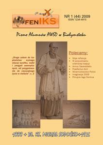 Feniks - pismo alumnów AWSD w Białymstoku - nr 44