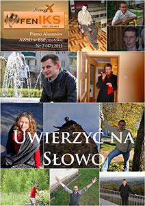 Feniks - pismo alumnów AWSD w Białymstoku - nr 47
