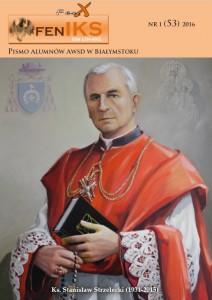 Feniks - pismo alumnów AWSD w Białymstoku - nr 53