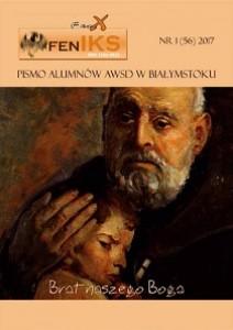 Feniks - pismo alumnów AWSD w Białymstoku - nr 56