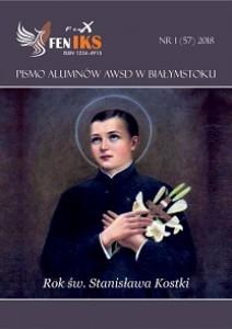 Feniks - pismo alumnów AWSD w Białymstoku - nr 57