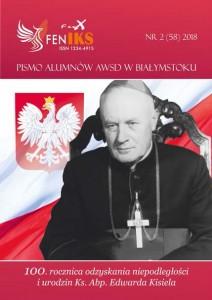 Feniks - pismo alumnów AWSD w Białymstoku - nr 58