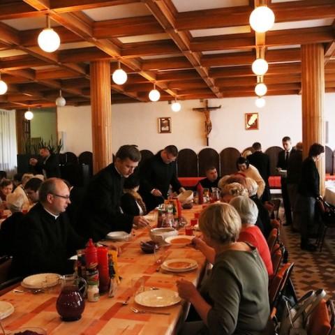 Sobotni Dzień Skupienia Grona Przyjaciół Seminarium