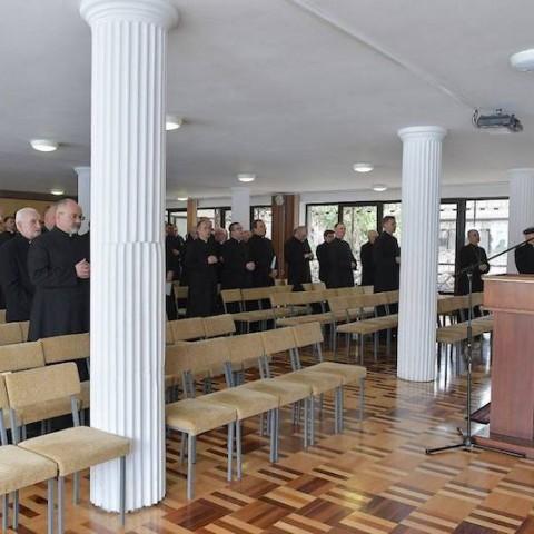 Warsztaty duszpasterskie dla księży Archidiecezji Białostockiej