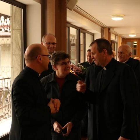 Wizyta arcybiskupa nominata