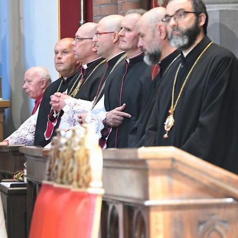 święcenia biskupie i ingres abp. Tadeusza Wojdy