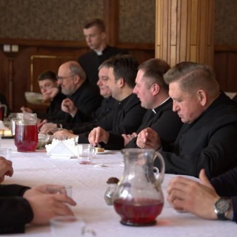 Spotkanie z Księżmi Proboszczami