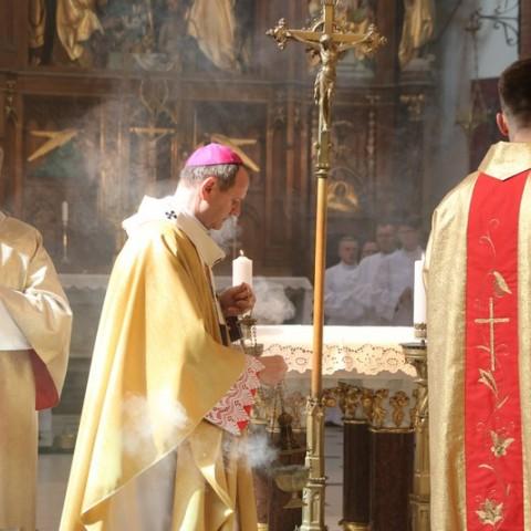Święcenia diakonatu w Archikatedrze Białostockiej