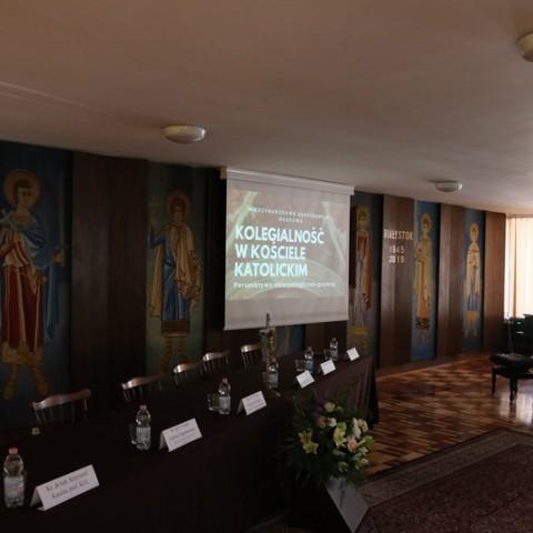 Kolegialność w Kościele