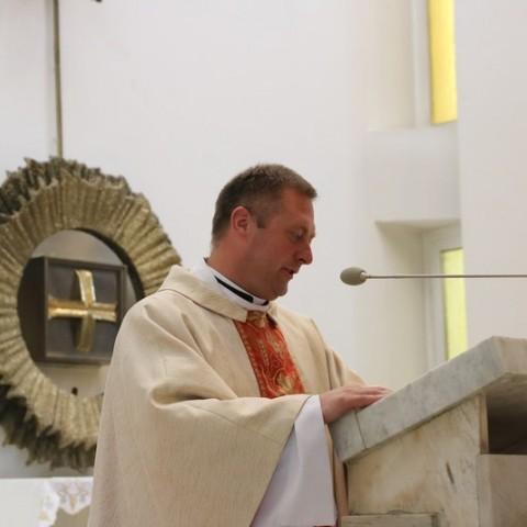Msza św. na zakończenie roku akademickiego