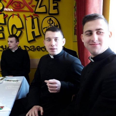 Spotkanie opłatkowe z Gronem Przyjaciół Seminarium
