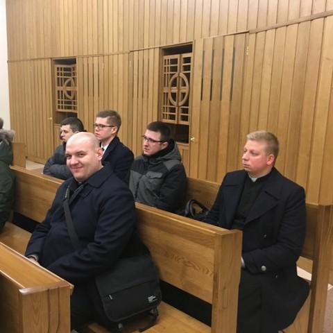 Pielgrzymka do Łagiewnik po relikwie św. Faustyny Kowalskiej