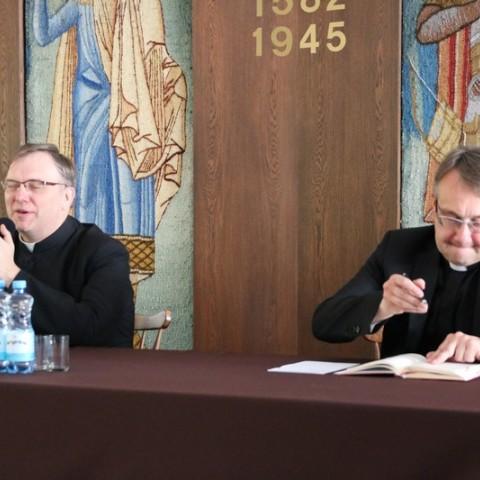 Międzyseminaryjna Sesja Księży Profesorów w Białymstoku