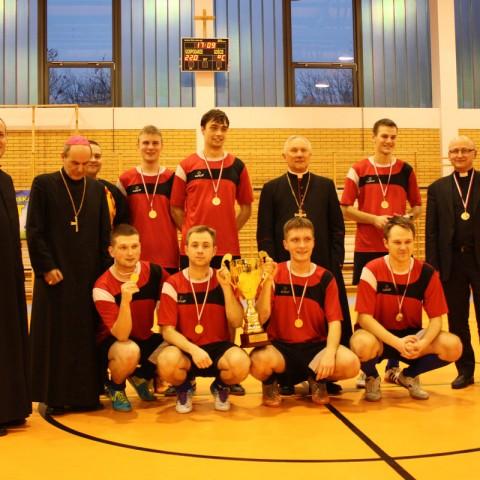 VI Mistrzostwa Polski Seminariów Duchownych cz.3