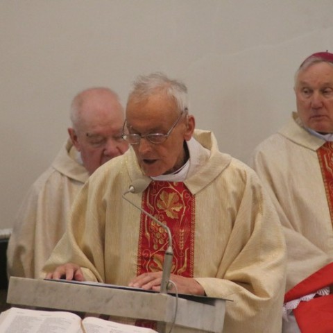 Diamentowy jubileusz kapłaństwa