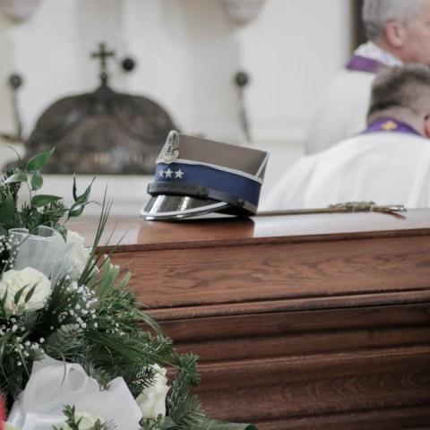 Uroczystości pogrzebowe ks. infułata Zygmunta Lewickiego