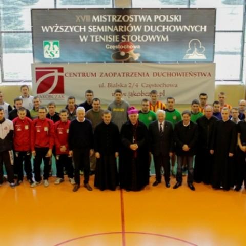 Alumni AWSD mistrzami Polski w tenisie stołowym!