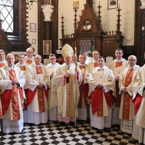 Święcenia prezbiteratu 2016