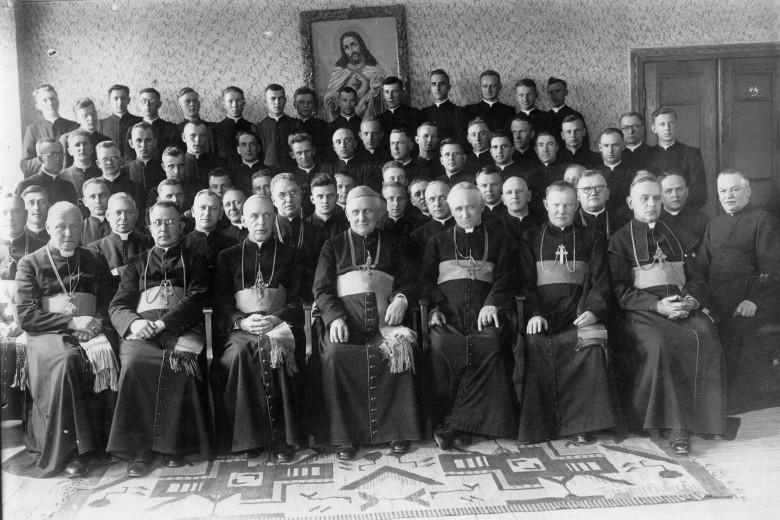 70. rocznica przeniesienia Seminarium z Wilna do Białegostoku
