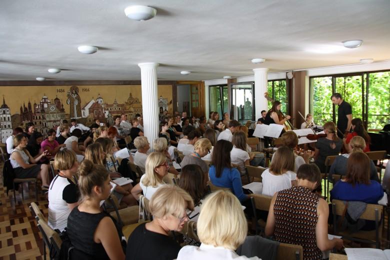 VI Warsztaty Liturgiczno-Muzyczne Archidiecezji Białostockiej