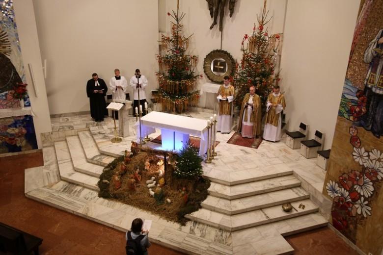 Trójgłos Ekumeniczny w białostockim seminarium