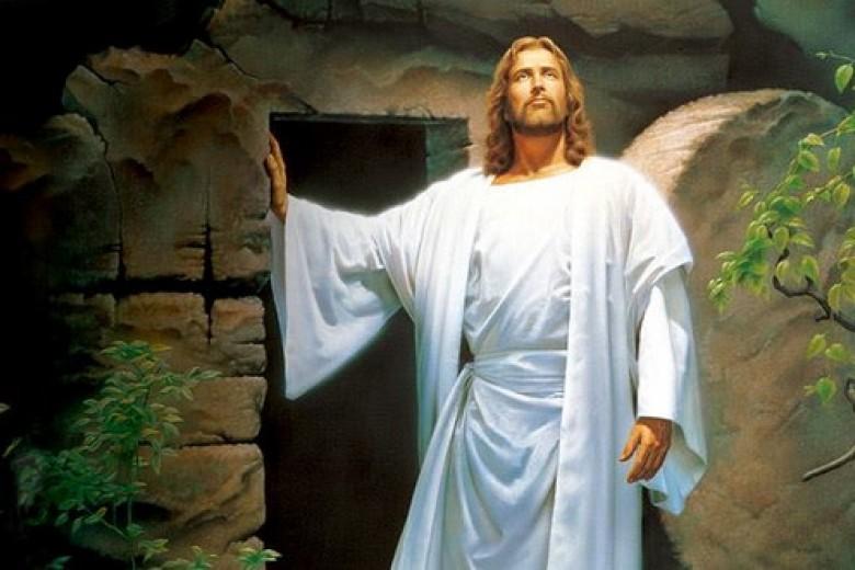 Jezus prawdziwie zmartwychwstał!