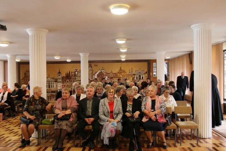 Dzień skupienia Grona Przyjaciół Seminarium