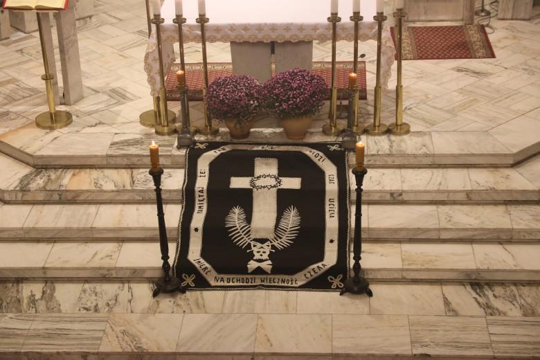 Msza Święta za zmarłych wykładowców i pracowników Seminarium