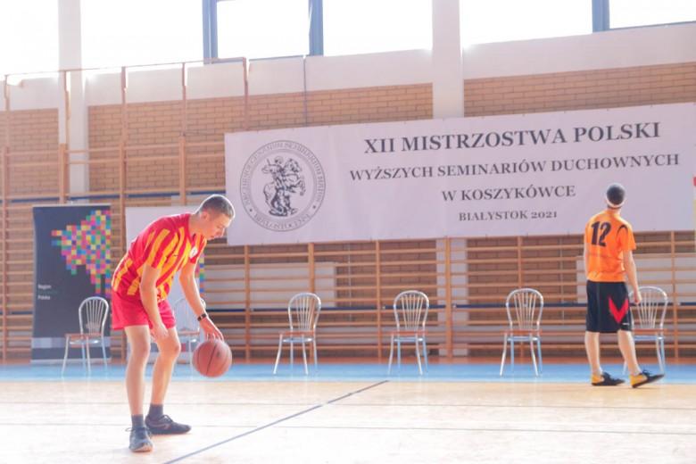 XII Mistrzostwa Polski Seminariów Duchownychw Koszykówce